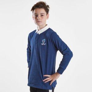 Rwc 2019 L/s Kids Shirt Navy 63957 78y Rwc2019 C 78a, Navy