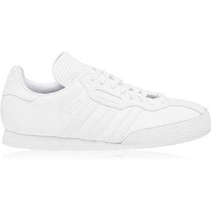 Adidas Samba Super Mens Trainers White 455293 11 263150, White