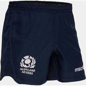 Macron Scotland 7s 2019/20 Home/away Rugby Shorts Navy 64643 M 58017282, Navy