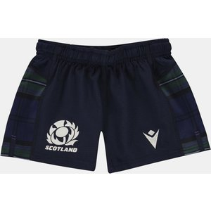 Macron Scotland Shorts Navy 348401 Mb 382536, Navy