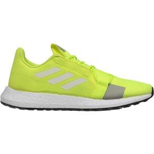 Adidas Senseboost Mens Trainers Green/white 286827 12 211151, Green/White