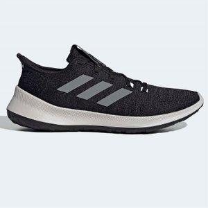 Adidas Sensebounce Mens Running Shoes Black/white 263349 8 211135, Black/White