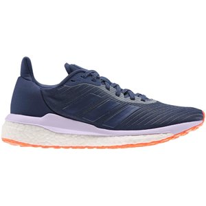 Adidas Solar Drive  Womens Running Shoes Indigo/blue 300720 4 214167, Indigo/Blue