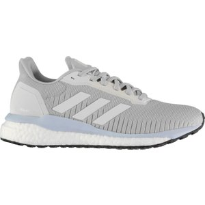 Adidas Solar Drive Ladies Running Shoes Grey/blue 286813 6h 214095, Grey/Blue