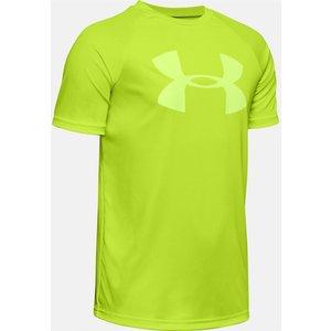 Under Armour T Shirt Green 629044 6969 629106, Green
