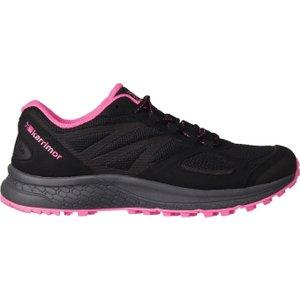 Karrimor Tempo Ladies Trail Running Shoes Black/pink 329687 4 214268, Black/Pink