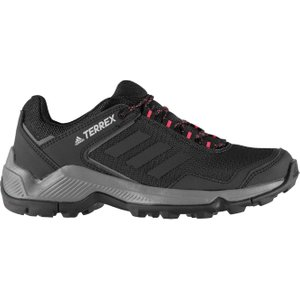 Adidas Terrex Eastrail Ladies Walking Shoes Carbon/black 392619 4 187008, Carbon/Black