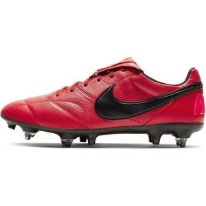 Nike Premier Ii Fg Mens Football Boots Soft Ground Football Boots Red/black 333874 9 191030, Red/Black