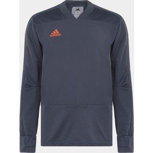 Adidas Training Top Mens Grey/orange 364063 Xs 553925, Grey/Orange