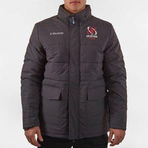 Kukri Ulster 2019/20 Padded Jacket Charcoal 280425 4xl Ul00076m070, Charcoal