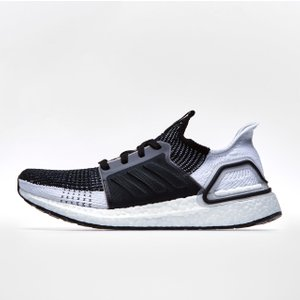Adidas Ultraboost 19 Running Shoes Ladies Black/white/gry 60695 6h B75879, Black/White/Gry