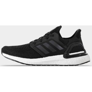 Adidas Ultraboost 20 Mens Running Shoes Black/white 300656 12 211065, Black/White