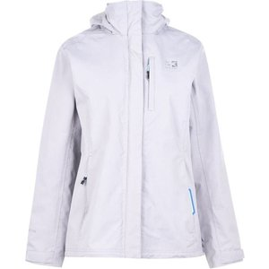 Karrimor Urban Jacket Ladies Grey/light Blue 234584 M 446025, Grey/Light Blue