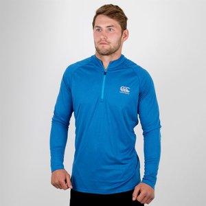 Canterbury Vapodri Jacket Mens Brilliant Blue 43489 L 380825, Brilliant Blue