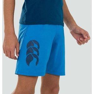 Canterbury Vapodri Knit Shorts Junior Boys Blue 337589 Xl 382101, Blue