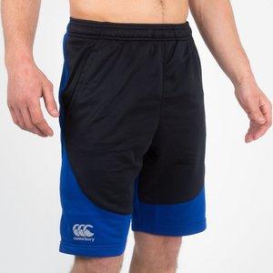 Canterbury Vapodri Shrts Black/blue 47217 S E523754 72d, Black/Blue