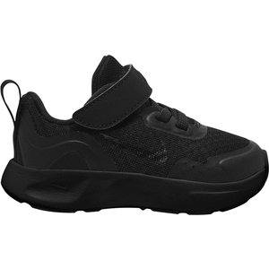 Nike Wear All Day Infant Trainers Black/black Black 440182 3k 021159, BLACK/BLACK-BLACK