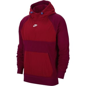 Nike Winter Oth Hoodie Red 374772 Xl 531772, Red