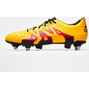 Adidas X 15.1 Sg Leather Football Boots Solar Gold 31580 6h 190056, Solar Gold