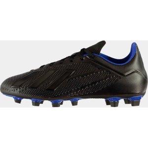 Adidas X 18.4 Fg Football Boots Black/blue 281812 9h 203352, Black/Blue