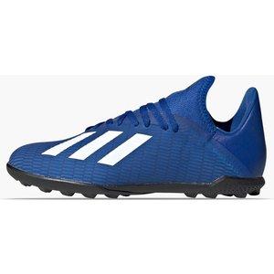 Adidas X 19.3 Kids Astro Turf Trainers Teamroyal/white 307710 11k 086276, TeamRoyal/White