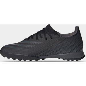 Adidas X Ghosted .3 Astro Turf Trainers Black/black 388352 10 263047, Black/Black