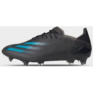 Adidas X Ghosted.1 Fg Football Boots Black/black 136119 6 203124, Black/Black
