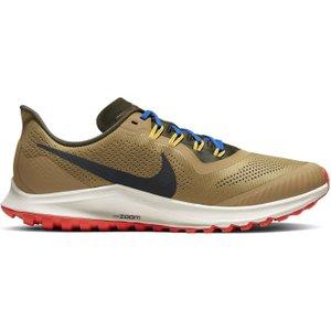 Nike Zoom Pegasus 36 Trainers Mens Brown/black 291331 10 213043, Brown/Black