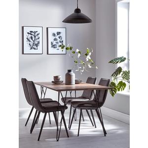 Frame Hairpin Dining Table (sample) Sr 1225242