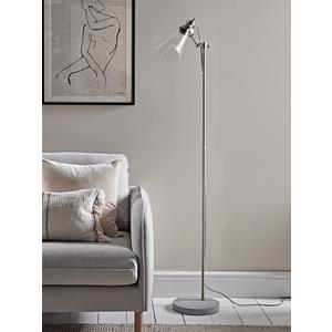 Glass & Concrete Floor Lamp 1321772