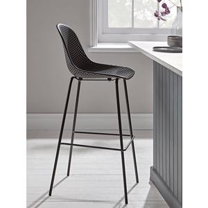 High Stool - Black 1225818 Tables