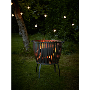 Industrial Style Fire Pit 1521577