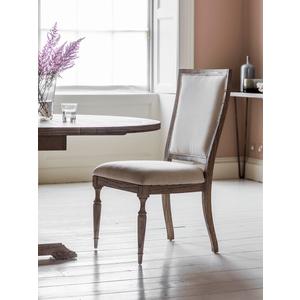 Geometric Parquet Chair 1228462