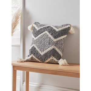 New Liv Knitted Cushion 1828506