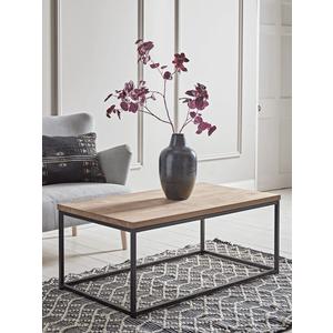 Oak Topped Coffee Table 1221037