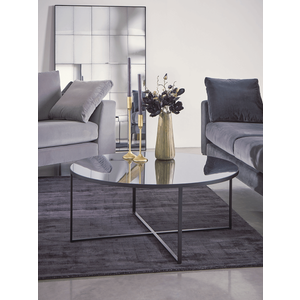 Round Mirrored Coffee Table 1221748