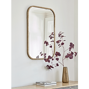 Rounded Edge Wall Mirror (sample) Sr 1420818