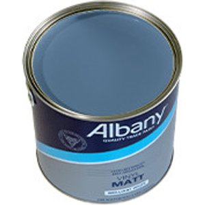 Albany - Blue Mountain - Soft Sheen Emulsion 5 L 5038 Painting & Decorating