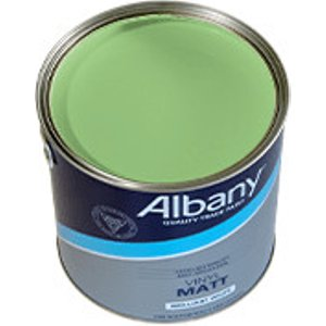Albany - Lovely Lawns - Soft Sheen Emulsion 5 L 106766 Painting & Decorating