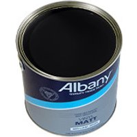 Albany - Soot Print - Soft Sheen Emulsion 2.5 L 10951 Painting & Decorating