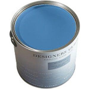 Designers Guild - Delft Tile - Perfect Masonry Paint 2.5l 144205 Painting & Decorating