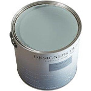 Designers Guild - Eucalyptus Leaf - Perfect Masonry Paint 2.5l 144229 Painting & Decorating