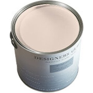 Designers Guild Earth Tones - Pink Salt - Perfect Eggshell 5l 168571 Painting & Decorating