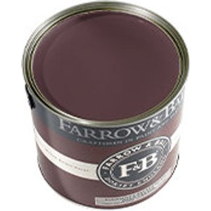 Farrow & Ball - Brinjal 222 - Modern Emulsion 5 l 44313 Painting & Decorating