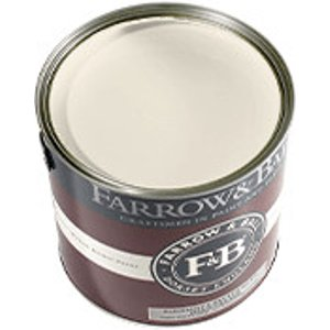 Farrow & Ball - White Tie 2002 - Exterior Primer & Undercoat 2.5 L 96985 Painting & Decorating