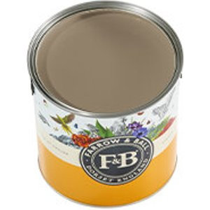 Farrow & Ball Colour By Nature - Broccoli Brown - Estate Eggshell 5l 161284 Painting & Decorating