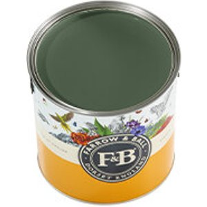 Farrow & Ball Colour By Nature - Duck Green - Estate Emulsion 2.5l 161241 Painting & Decorating