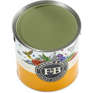 Farrow & Ball Colour By Nature - Sap Green - Estate Eggshell 2.5l 161373 Painting & Decorating