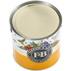 Farrow & Ball Colour By Nature - Skimmed Milk White - Estate Emulsion 2.5 l 161257 Painting & Decorating