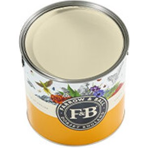 Farrow & Ball Colour By Nature - Skimmed Milk White - Modern Eggshell 5l 161397 Painting & Decorating